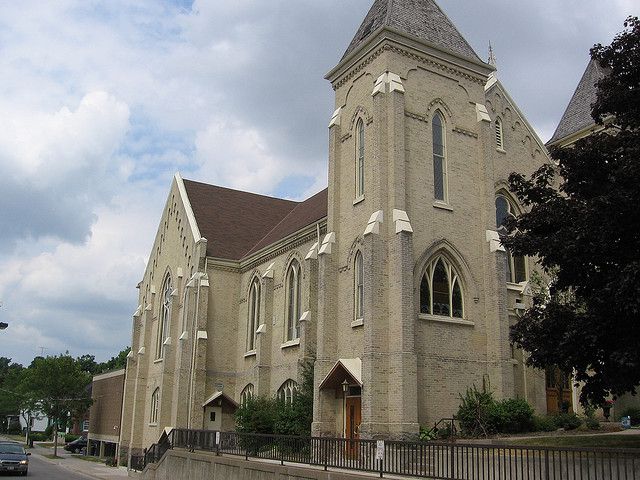 Churches in newmarket ontario