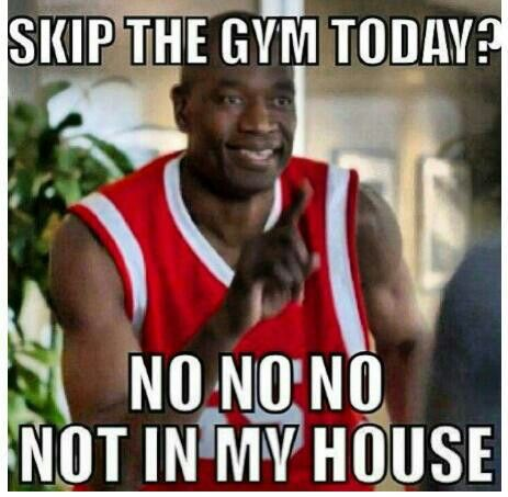 No no no not in my house