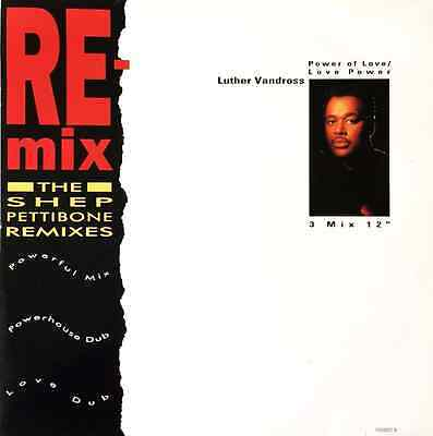 Luther vandross house remix